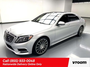 San Diego Mercedes >> Used Mercedes Benz S Class For Sale In San Diego Ca Truecar