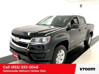 Chevrolet El Paso >> Used Chevrolet Colorados For Sale In El Paso Tx Truecar