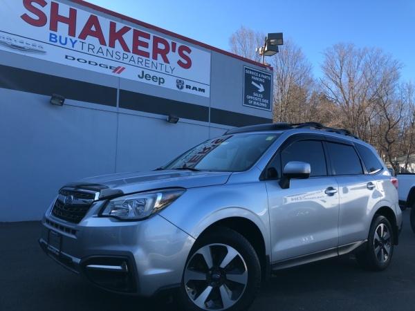 2018 Subaru Forester in Watertown, CT