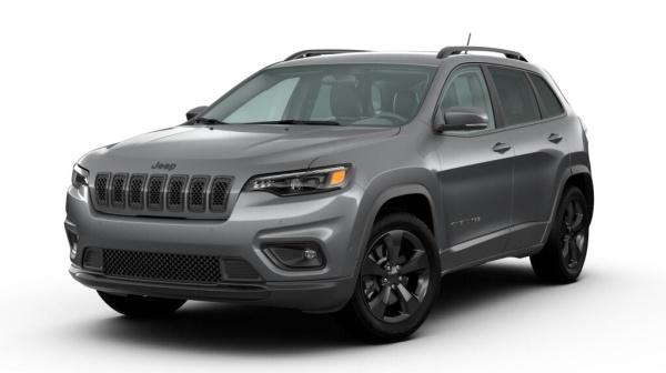 2020 Jeep Cherokee in Sunnyvale, CA