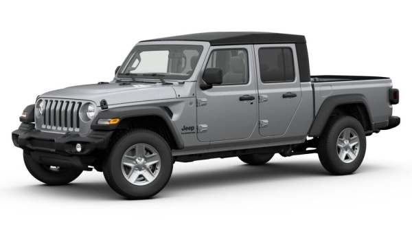 2020 Jeep Gladiator in Sunnyvale, CA