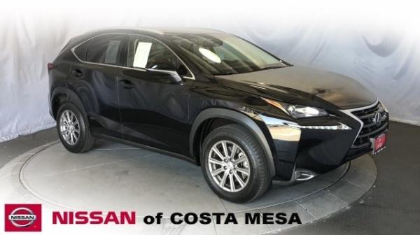 2016 Lexus NX in Costa Mesa, CA