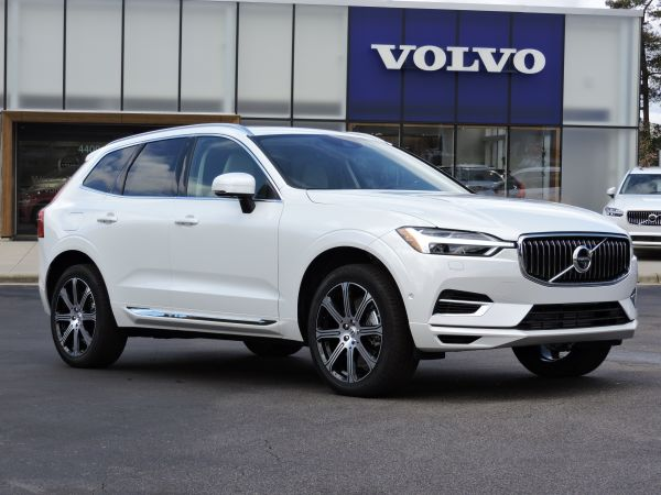 2020 Volvo XC60 in Raleigh, NC