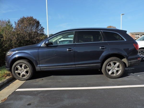 2015 Audi Q7 in Raleigh, NC