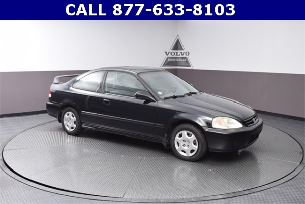 2000 Honda Civic EX Automatic Coupe
