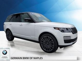 Range Rover Naples >> Used Land Rover Range Rovers For Sale In Naples Fl Truecar