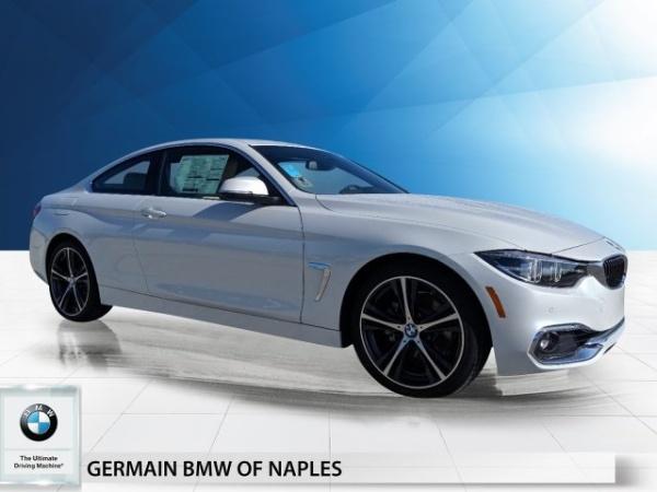 2020 BMW 4 Series in Naples, FL