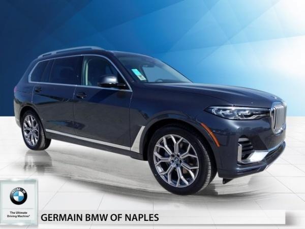 2020 BMW X7 in Naples, FL