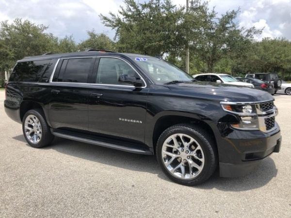 2018 Chevrolet Suburban in Naples, FL