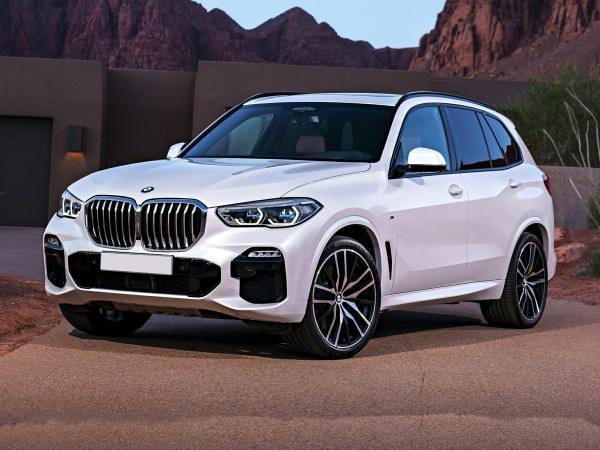 2020 BMW X5 in Naples, FL
