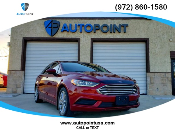 2017 Ford Fusion in McKinney, TX