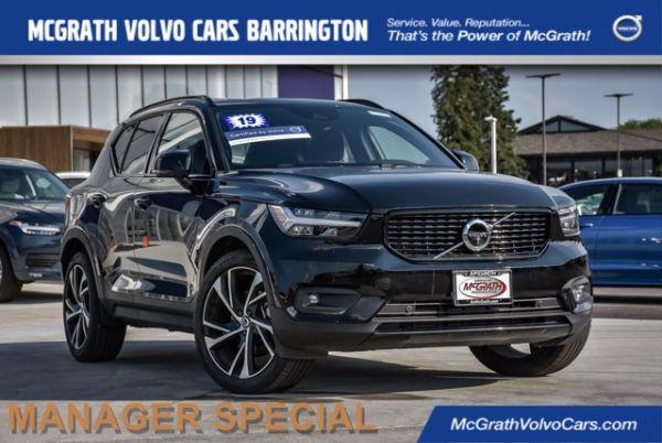 2019 Volvo Xc40 T5 R Design Awd For Sale In Barrington Il Truecar