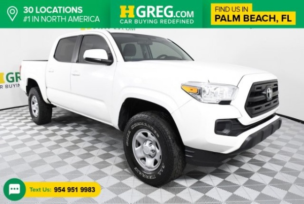 2017 Toyota Tacoma in West Palm Beach, FL
