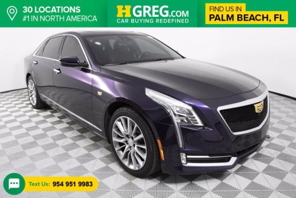 2016 Cadillac CT6 Luxury