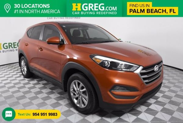 2017 Hyundai Tucson in West Palm Beach, FL