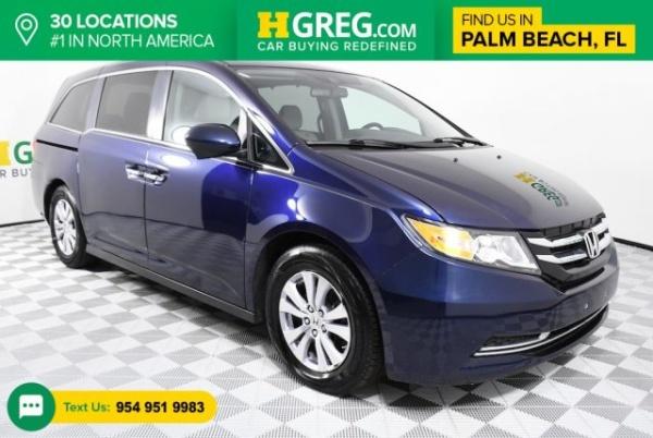 2016 Honda Odyssey in West Palm Beach, FL