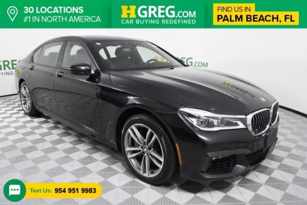 2018 BMW 7 Series in West Palm Beach, FL