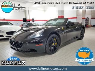 Used Ferrari Californias For Sale Truecar
