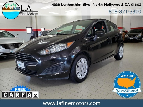 2015 Ford Fiesta in North Hollywood, CA