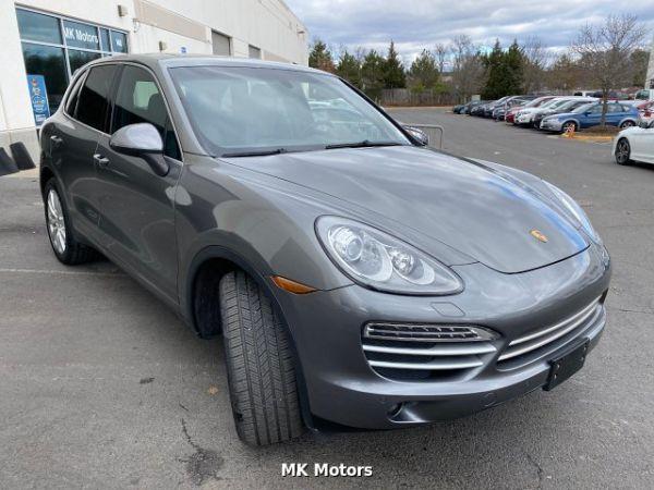 2014 Porsche Cayenne in Chantilly, VA