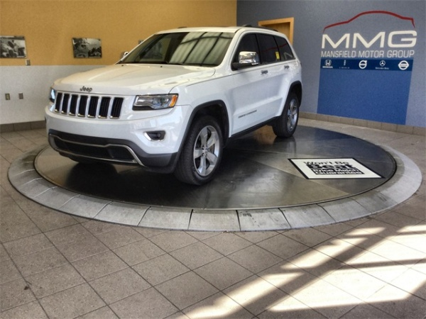 2015 Jeep Grand Cherokee in Mansfield, OH