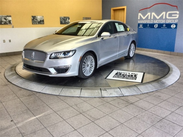 2017 Lincoln MKZ in Mansfield, OH