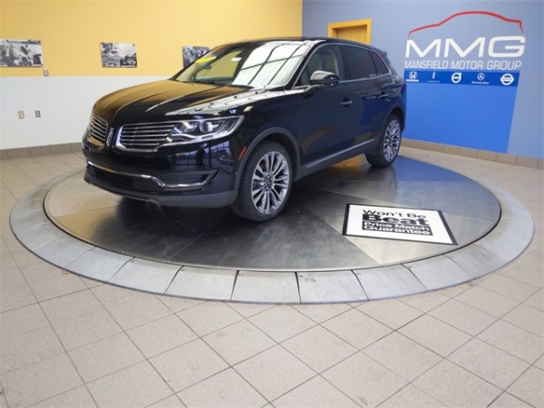 2016 Lincoln MKX in Mansfield, OH