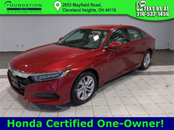 2019 Honda Accord in Cleveland Heights, OH
