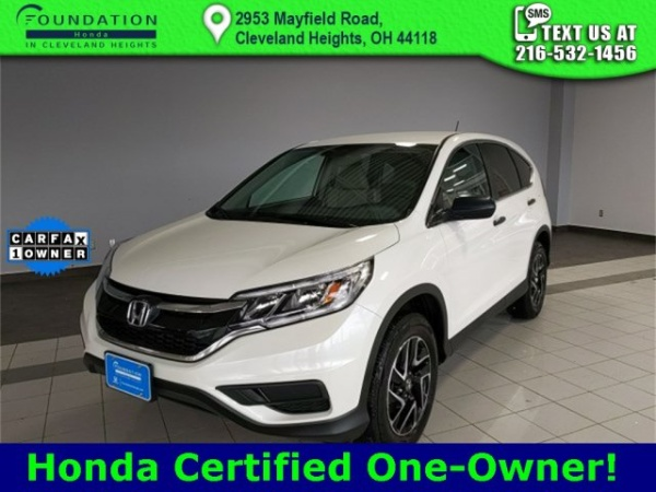 2016 Honda CR-V in Cleveland Heights, OH