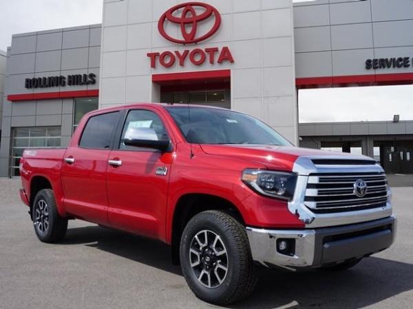 2019 Toyota Tundra in St. Joseph, MO