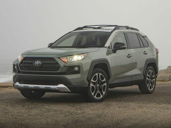 2020 Toyota RAV4 in St. Joseph, MO