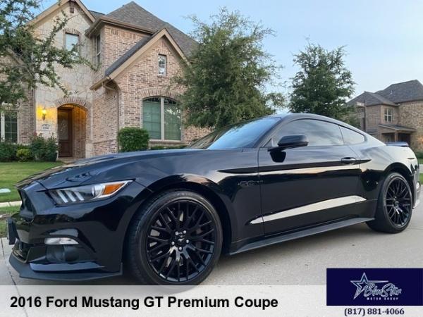2016 Ford Mustang in Denton, TX