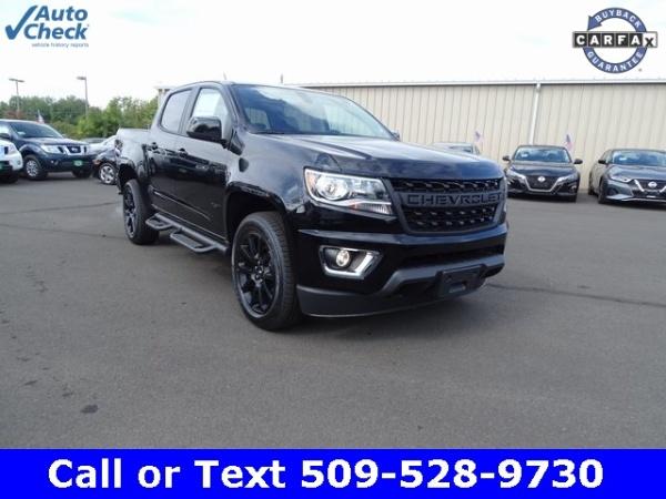 2020 Chevrolet Colorado in Walla Walla, WA