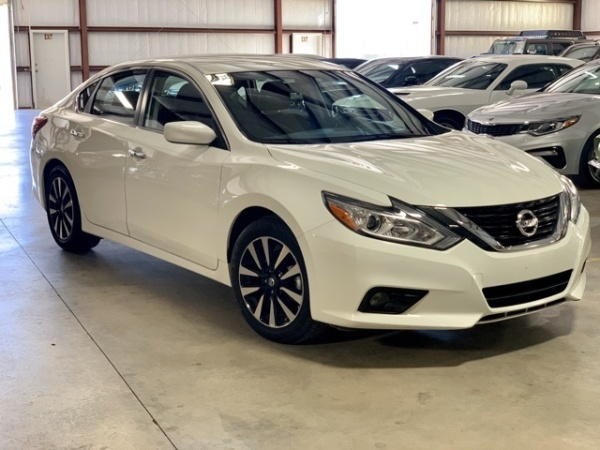 2018 Nissan Altima in Lubbock, TX