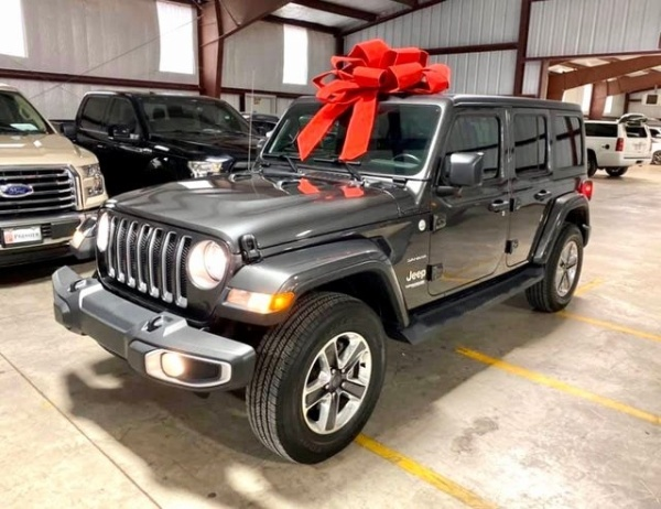 2019 Jeep Wrangler in Lubbock, TX