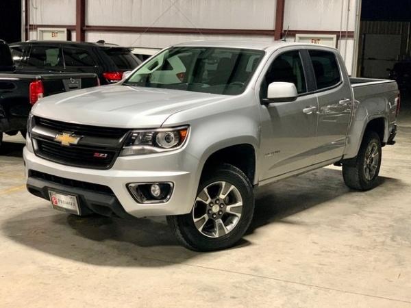 2017 Chevrolet Colorado in Lubbock, TX