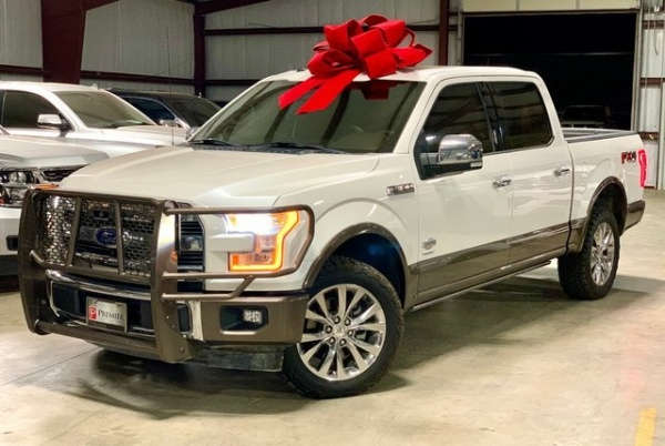 2017 Ford F-150 in Lubbock, TX
