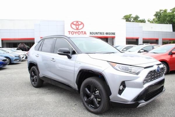 2020 Toyota RAV4 in Lake City, FL