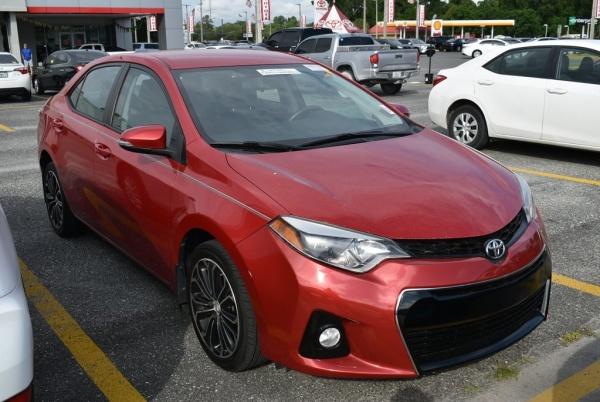 2014 Toyota Corolla in Lake City, FL