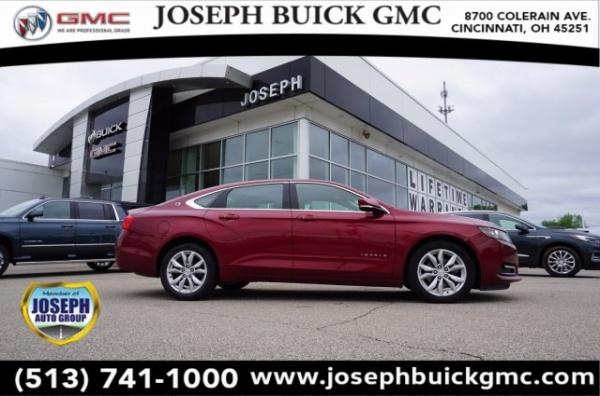2018 Chevrolet Impala in Cincinnati, OH