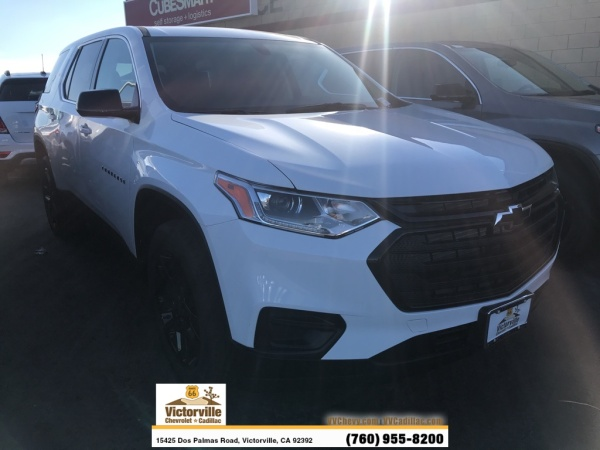 2020 Chevrolet Traverse in Victorville, CA