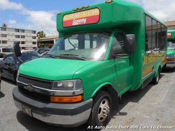 2008 Chevrolet Express Commercial Cutaway in Honolulu, HI
