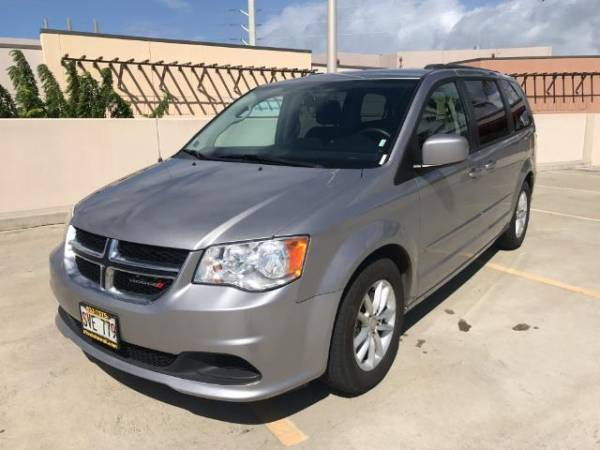 2016 Dodge Grand Caravan in Honolulu, HI