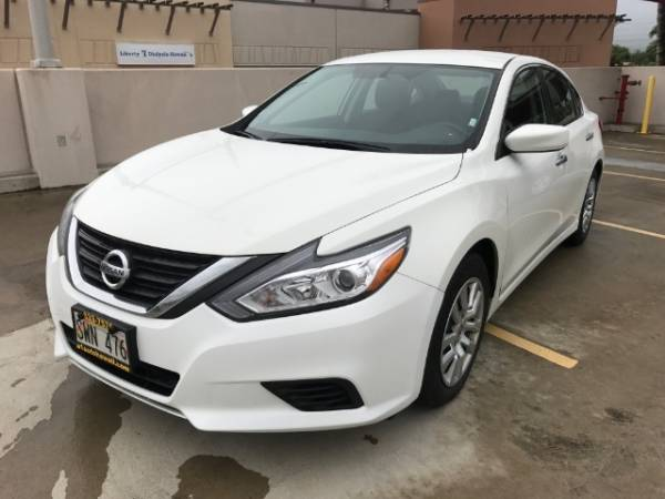 2016 Nissan Altima in Honolulu, HI