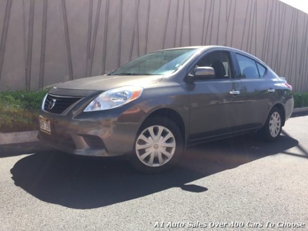 2014 Nissan Versa in Honolulu, HI