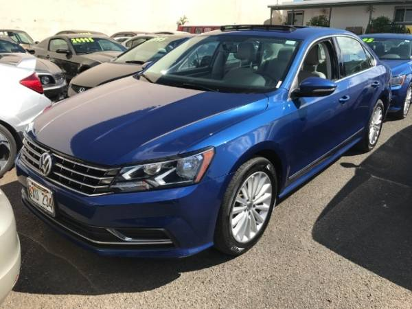 2016 Volkswagen Passat in Honolulu, HI