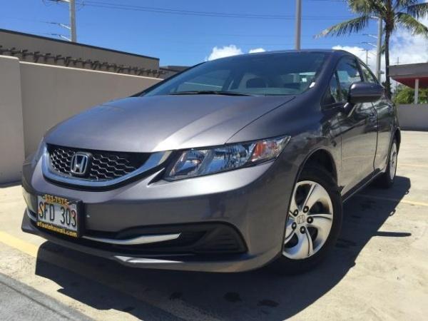 2014 Honda Civic in Honolulu, HI