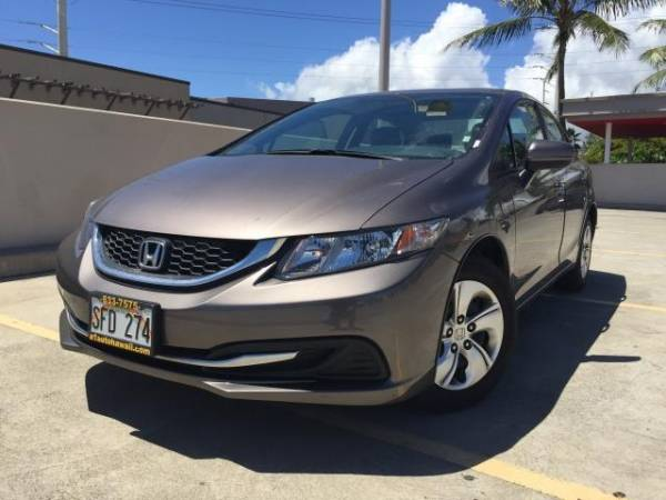 2014 Honda Civic in Honolulu, HI