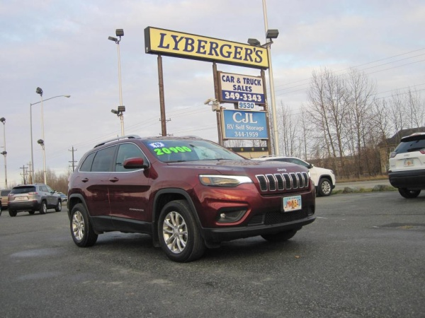 2019 Jeep Cherokee in Anchorage, AK