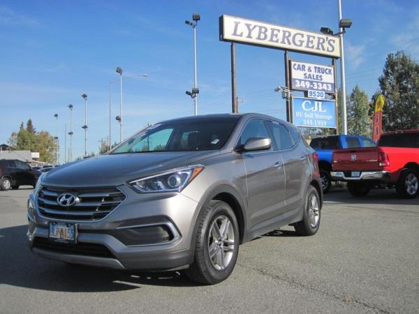 2018 Hyundai Santa Fe Sport in Anchorage, AK